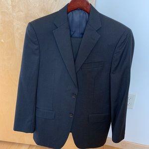 Charcoal Full Suit, Jones New York 36S